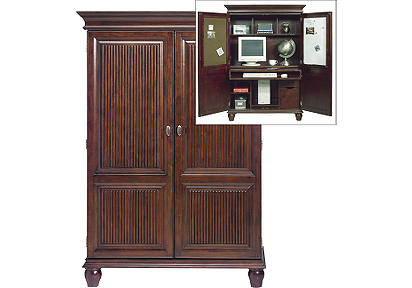 Tracey Computer Cabinet