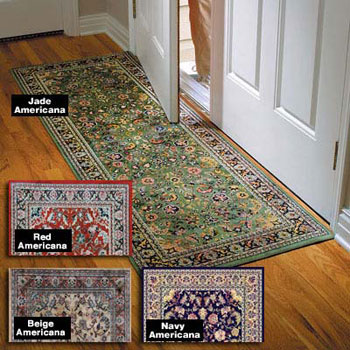 under door area rugs low profile carpet runners Under Door Area Rugs & Low Profile Carpet Runners