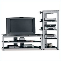 Bush Furniture TV Stand And Audio Rack