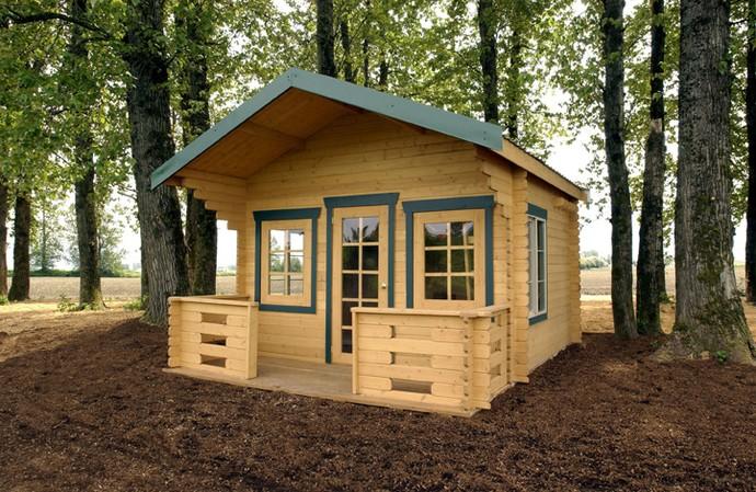 Cottage kits joy studio design gallery best design for Cottage cabin kits