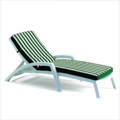 Classic Chaise Lounge Cushion