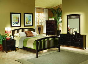 Dark Brown Bedroom Furniture - bedroom furniture cheap