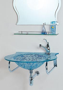 Nice Better Home Improvement Gadgets Reviews Part 854. Waterfall Wall Mount  Glass Sink 30. Waterfall Wall Mount Glass ...