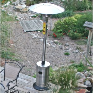 Endless Summer Quick Ship Commercial Patio Heater