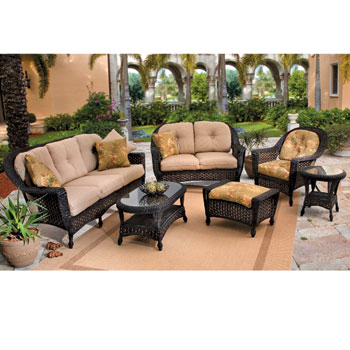 Georgetown Outdoor Furniture Collection