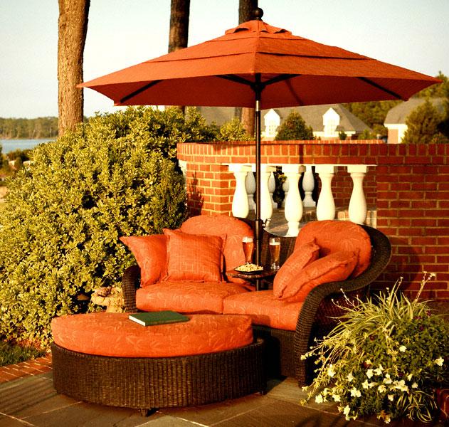 Madison Tete A Tete Set. We Specialize In CAST ALUMINUM Patio Furniture ...