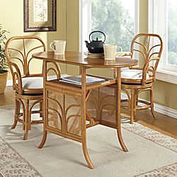 Marvelous Miami Honeymoon 3 Pc. Dining Set