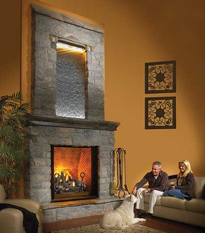 QUESTIONS ON THE NAPOLEON GAS FIREPLACE – Fireplaces