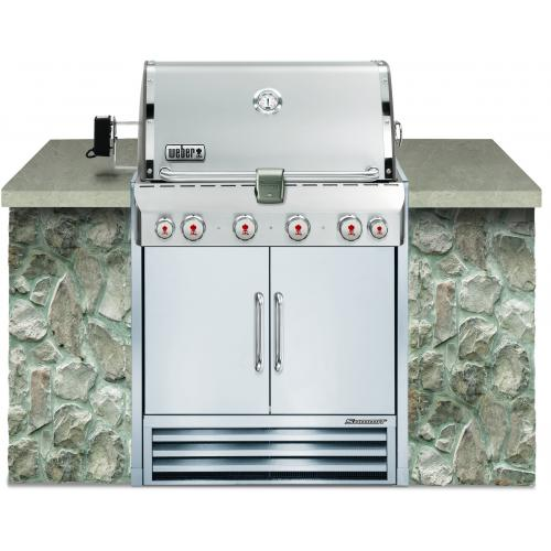 Weber Built-In Gas Grills