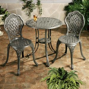 Westcliffe Outdoor Bistro Table Set