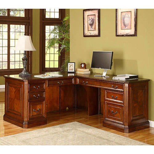 Whalen Furniture Brookhaven Computer Return Desk Better Home