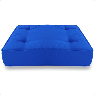 Cushions Outdoor Furniture On Outdoor Cushion Pacific Blue