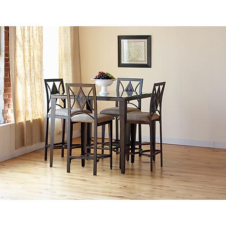 Slate Canyon 40X40 Pub Table - Betterimprovement.com