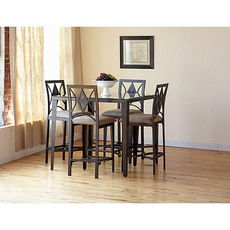 Exceptional Slate Canyon 5 Pc Pub Dining Set Slate Canyon 5 PC Pub Dining Set