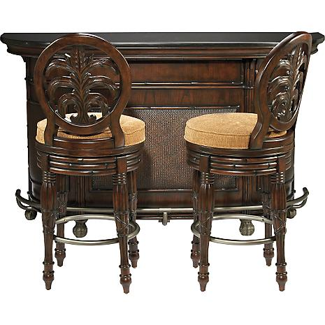West Indies Bar Furniture Collection American Signature