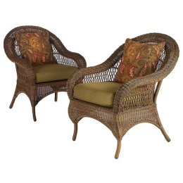 Take Living Room Comfort Outside With This Chair Set U2022 2 Pc. Set From The  Smith U0026 Hawken Marlton 2008 Patio Collection , Includes 2 Club Chairs U2022  Brown ...