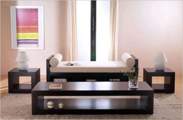 Barbados Cappuccino Day Bed Furniture Set Barbados Cappuccino Day Bed Furniture Set The Barbados Daybed With Modern Coffee Table And End