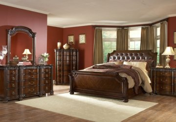 bedroom furniture set : Kelli Arena