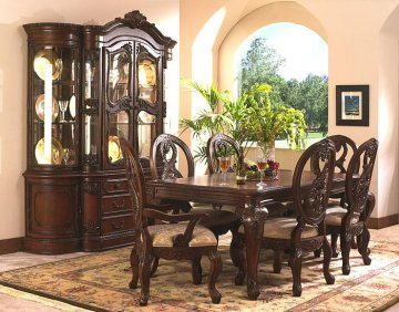 Nottingham Leg Dining Room Furniture Set