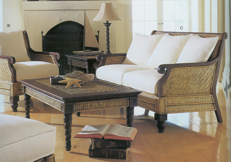 Trinidad Tropical Furniture Collection