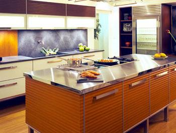 Asian inspired kitchen design for Japanese inspired kitchen design