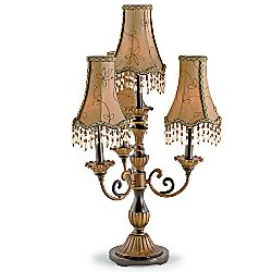 black crystal chandelier style table lamp lampspluscom black crystal chandelier lighting