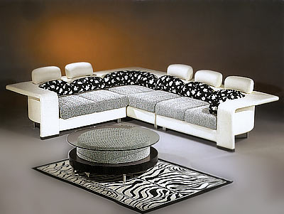 Modern Sectional Sofa on This Sectional Sofa Is Very Modern And A Great Piece Of Furniture To
