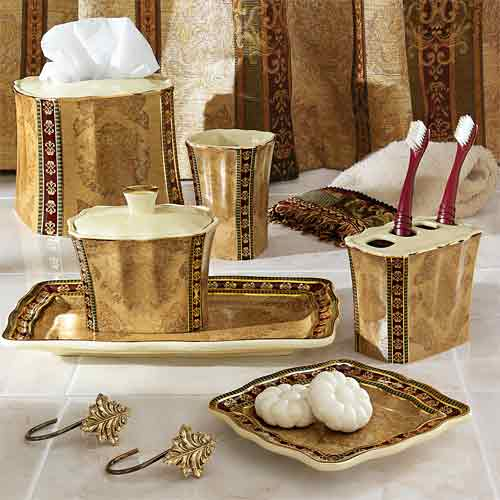 Bath accessories for Bathroom accessory sets