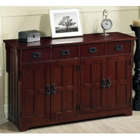Bon Craftsman Lowboy Cabinet