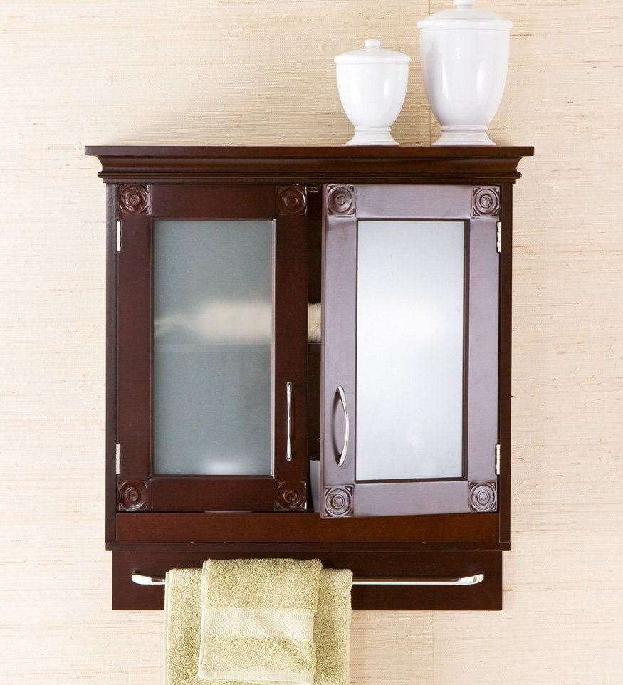 bathroom wall cabinet is a great way to have storage in your bathroom