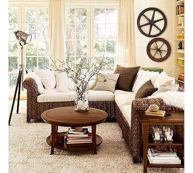 Seagrass Sectional Sofa Set Betterimprovementcom