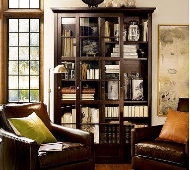 Genial Garrett Glass Cabinet