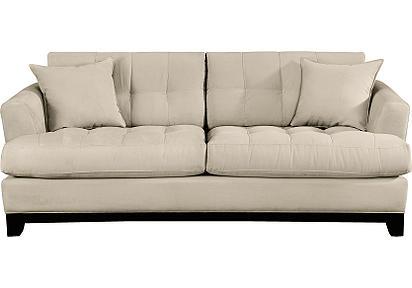 Home Avenue Taupe Sofa