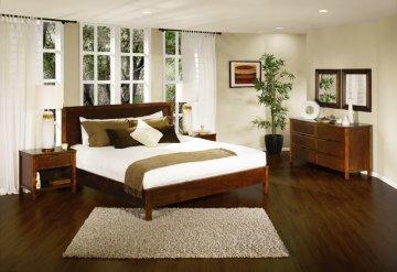 Napa platform bedroom furniture set better home improvement for Napa valley bedroom furniture