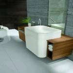 Wall Hung Bathroom Vanity