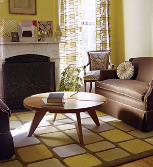 Carpets and Furniture from Angela Adams 2