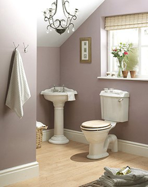 Choosing Bathroom Color - Betterimprovement.