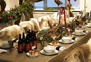 Christmas Table Decor2