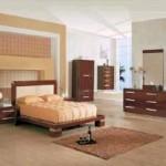 Contemporary Platform Bedroom Set