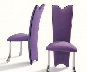 Purple Dining Chairs - Betterimprovement.com