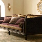 Michael Leather Sofa