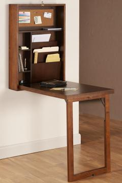 Add This Space Saving Solution to Your Home Office Furniture Add This Space Saving Solution to Your Home Office Furniture