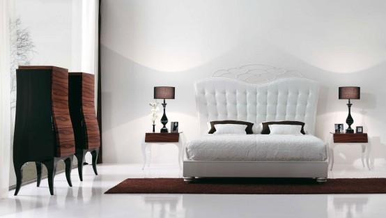 Beautiful White Bedroom