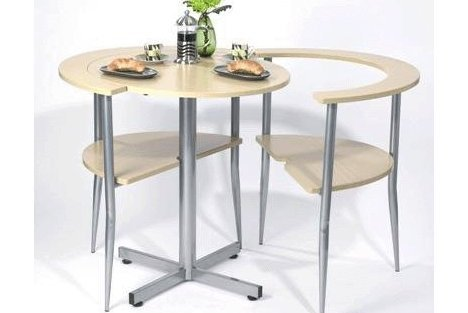 Compact Breakfast Table