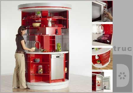Compact Kitchen Compact Kitchen