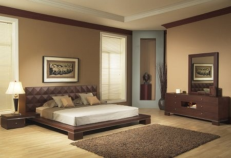 Contemporary Queen Bedroom Set