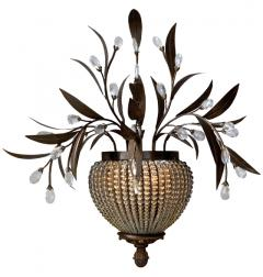 Cristal  Wall Sconce