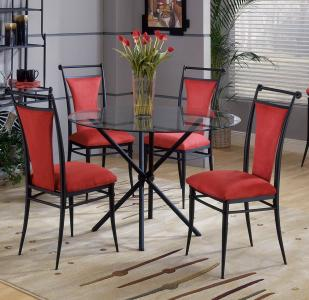 Dining Set Flame Flame Dining Set