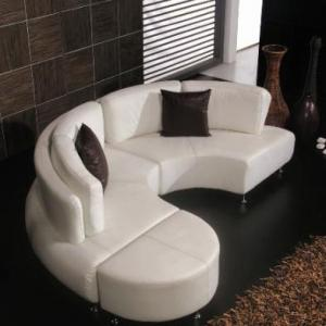Modern Leather Sectional Sofa1 Modern Leather Sectional Sofa