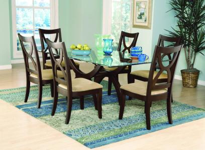 Rectangular Glass Table Rectangular Glass Table